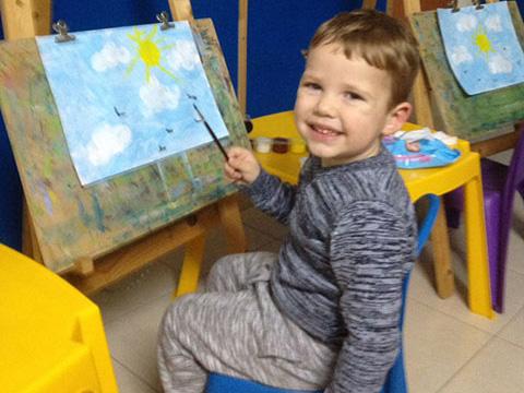 Cтудия рисования и живописи